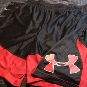 XL Under Armour Basketball Shorts